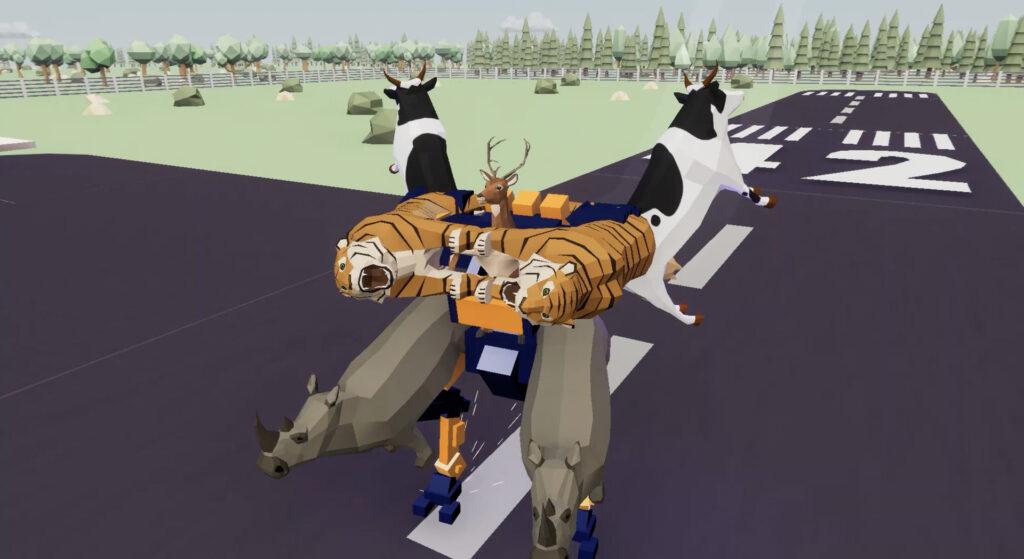 ごく普通の鹿のゲーム DEEEER Simulatorのサムネイル