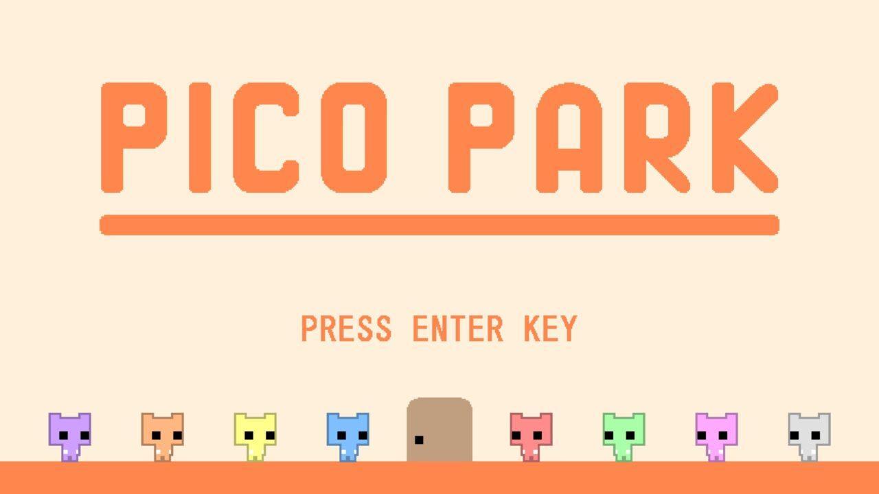 【PICO PARK】みんなで謎解き協力プレイ!(レビュー)