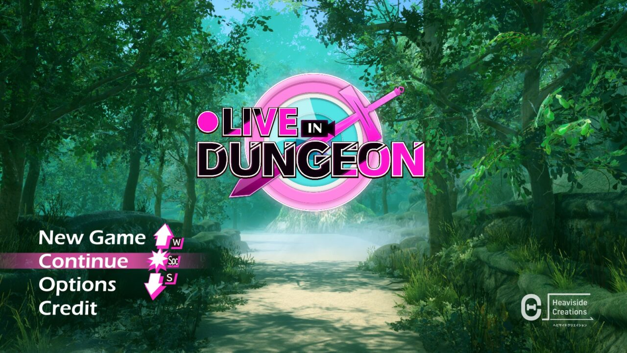 【●LIVE IN DUNGEON】ダンジョン攻略系ストリーマー(レビュー)